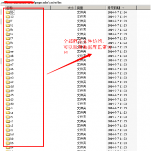 OpenCart提速(Page Cache)
